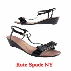 Kate Spade New York Patent Leather Bow 7.5…